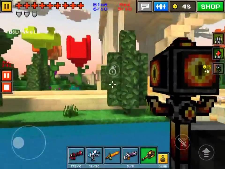 скачать pixel gun 3d 8.0.0