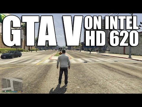 Gta V On Intel Hd  Graphics Core I U