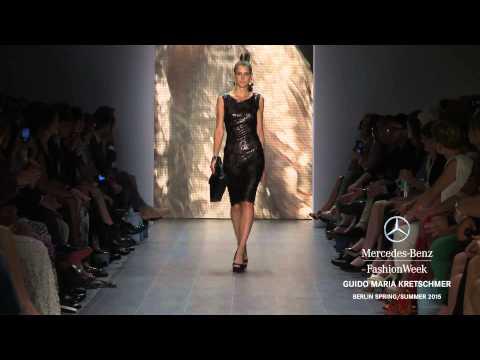 GUIDO MARIA KRETSCHMER :MERCEDES-BENZ FASHION WEEK BERLIN SS15