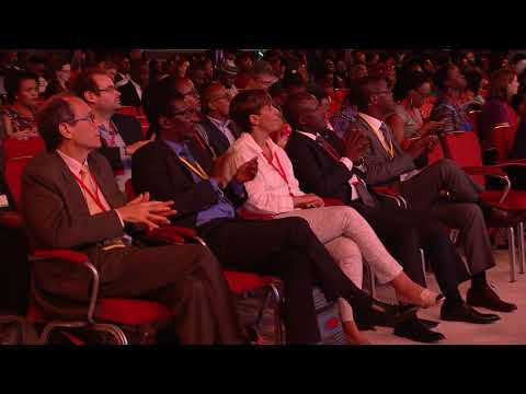 #NEF2018 Plenary: Driving Innovation through Africa's Digital Economy