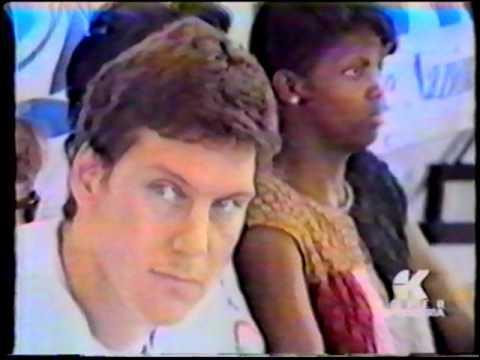 Costa per Unicef  TeleCapodistria 1989