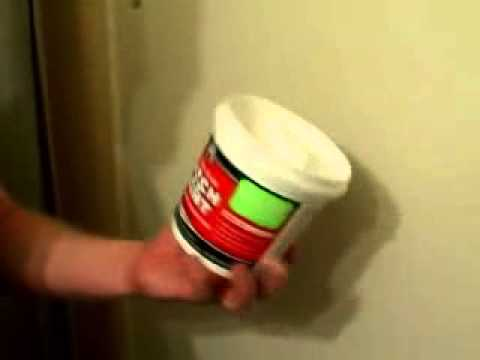 How to Patch a Hole in Drywall - How to Fix Drywall - YouTube