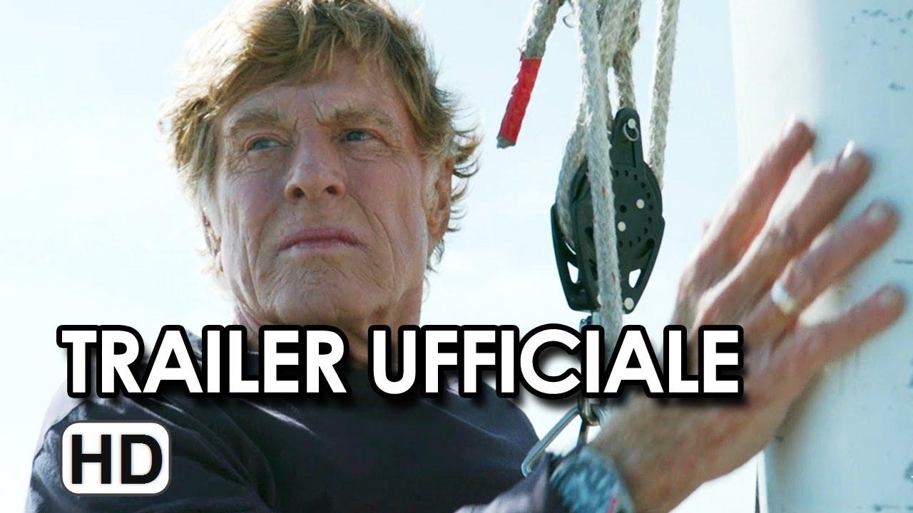 All is Lost - Tutto è perduto Trailer Ufficiale Italiano (2014) - Robert Redford Movie HD