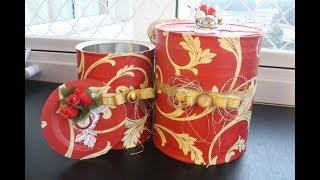 Aprenda a Fazer Enfeites Feito Com latas Para o Natal