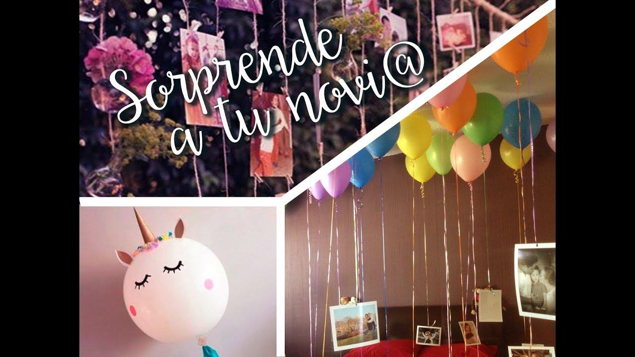 Ideas para sorprender a tu novio o novia decora su cuarto for Decoraciones para cuartos de hombres