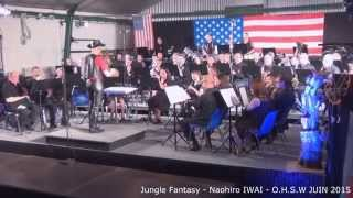 JUNGLE FANTASY - NAOHIRO IWAI