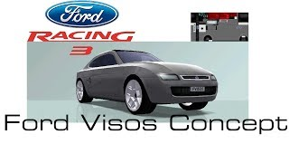 Ford Racing 3: removed Visos Concept