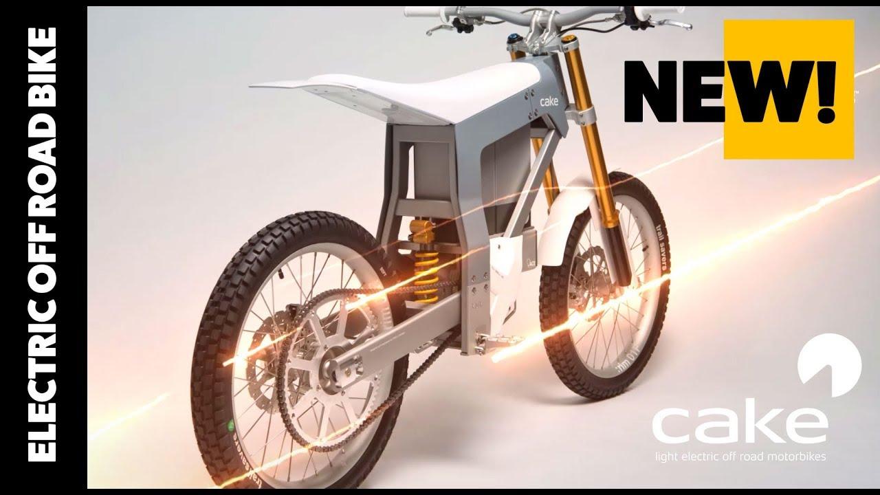 Cake Kalk Electric Dirt Bike La Moto Del Futuro Elektrofahrrad