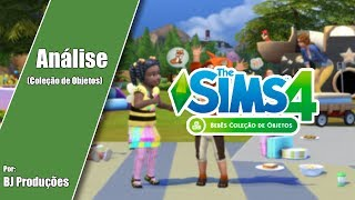 Análise - The Sims 4 - Bebês - Coleção de Objetos