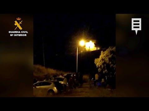 Sorprenden a casi 70 jóvenes en un paraje rural de Fortuna haciendo un botellón