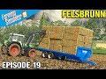 Download Farming Simulator 19 Timelapse - Felsbrunn FS19 Episode 19 LOADING FLATBED TRAILER
