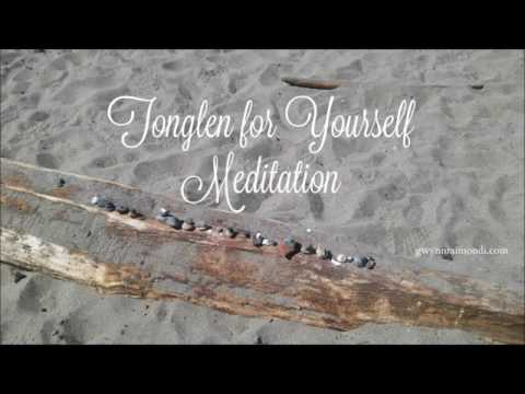 Tonglen for yourself meditation