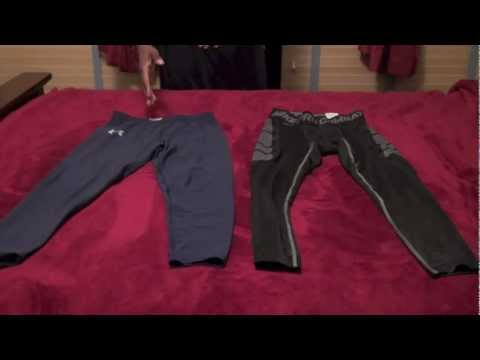 Ep. 46: Compression Leggings Review - Under Armour Vs Nike