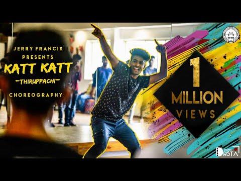 Download Jerry Francis   Kattu Kattu  Thiruppachi   Choreography