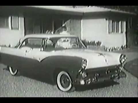 Ernie Kovacs  1955 Ford Commercial with Edie Adams