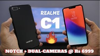 Exclusive - RealMe C1 Smartphone at Rs 6999 - 24 Hour Giveaway!