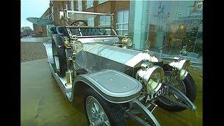Million Dollar Cars  - Rolls Royce Silver Ghost