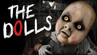 The Dolls - СТРАШНЫЕ ЖИВЫЕ КУКЛЫ (Обзор)