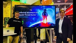 OTX Endpoint Security Launch - Live from RSA 2018!