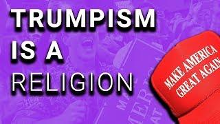 Lunatic Trump Voter Would Believe Trump Over Jesus thumbnail