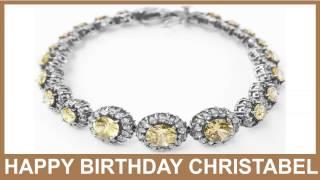 Christabel   Jewelry & Joyas - Happy Birthday