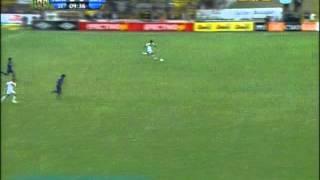 Almirante Brown 2 Rosario Central 1 Torneo Nacional B 2011/12 Los goles(2/4/2012)
