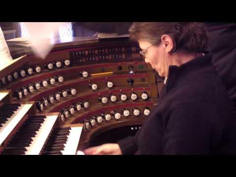 James Christopher PARDINI: TOCCATA on Amazing Grace