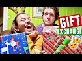 COUPLES GIFT EXCHANGE!! What we got each other Christmas Eve? | Vlogmas Day 23