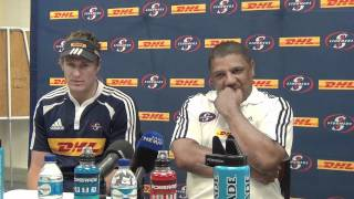 The Stormers announced their team to take on the visiting Blues in round 4 of the Super Rugby competition on 13 March 2012 and explained why they will be very wary of a side boosted by a victory over the Bulls.