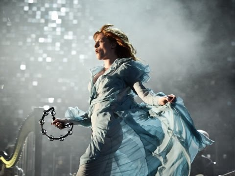 Florence and the Machine - Sweet nothing - Live Lollapalooza 2016 Brazil