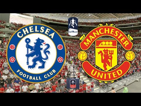 FA Cup Final 2018 - Chelsea Vs Manchester United - 19/05/18