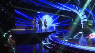 Ceria Popstar 3: Konsert 3 - Persembahan Cikgu Ronnie, Hazama & Stacy