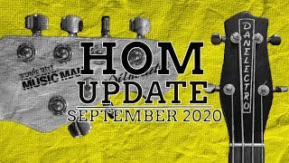HOM UPDATE - SEPTEMBER 2020