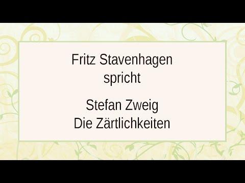 """Stefan Zweig """"Die Zärtlichkeiten"""""""