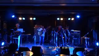 紅しょうが 40周年 四人囃子 空と雲 at BL-Cafe, Nagoya, 2017/09/16 説明.