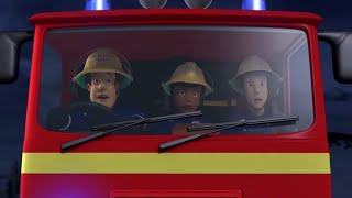 Surprise Snow Day! Shocked Firefighters! | Fireman Sam US ⭐️ Best Rescue Compilation