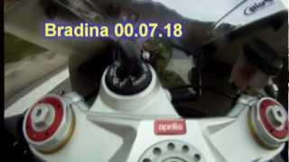 Spot motori Aprilia RSV4 Konjic - Sarajevo za 20 min!