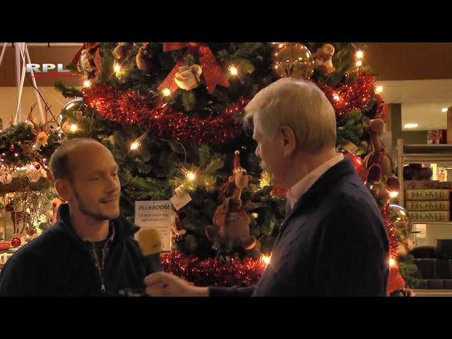 Het tuincentrum - Bedrijvigheid - RPL TV Woerden - 6 december 2014