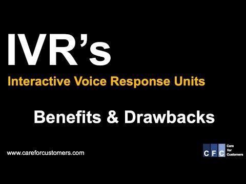 Call Center Management - IVR (Interactive Voice Response Unit) Overview