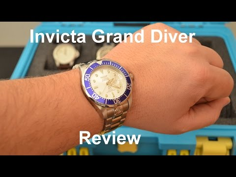 Invicta Grand Diver Automatic Review