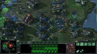 CHEAT (PC) Starcraft II - Wings of Liberty - Haven's Fall - Part 4b