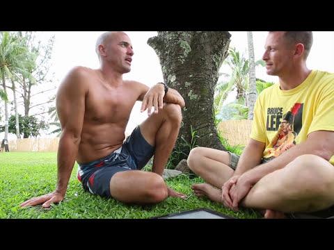 Slater Talks Jiu Jitsu + More