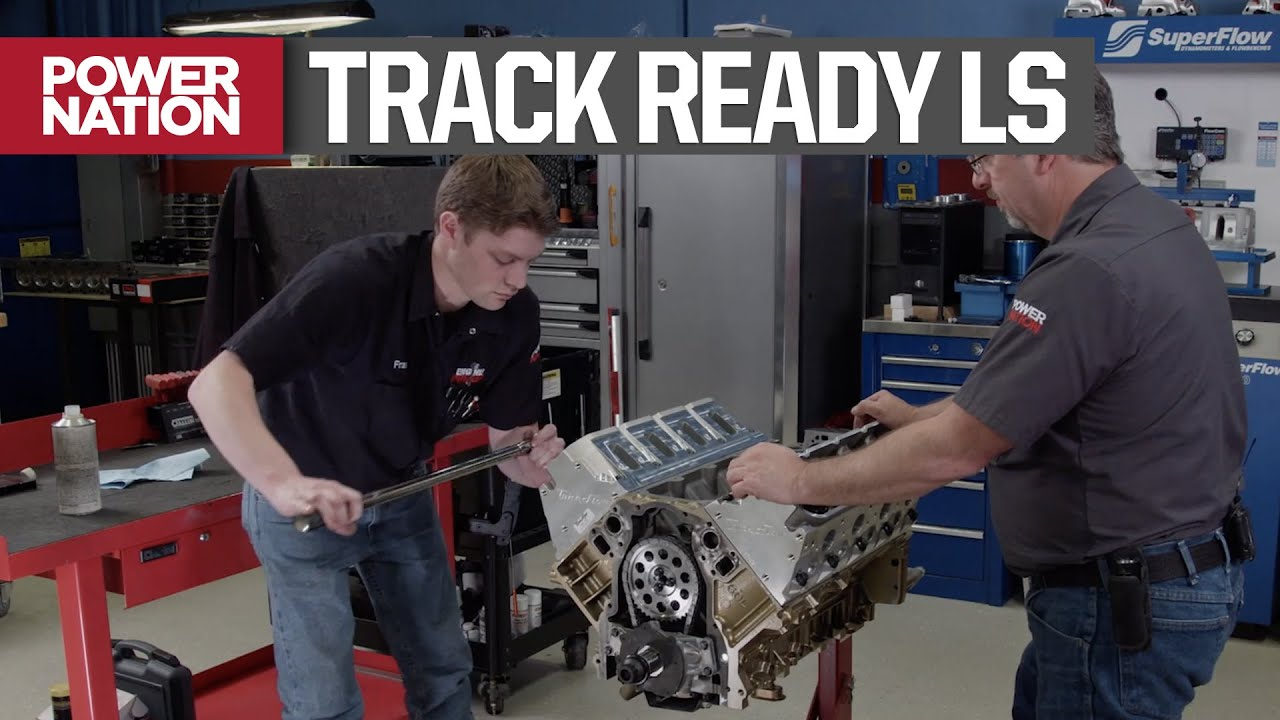 Building A Naturally Aspirated 6.0L LS Iron Block - Engine Power S8, E11