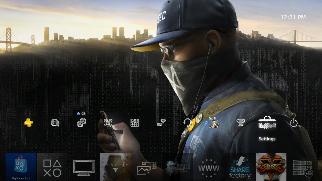 Watch Dogs  Marcus