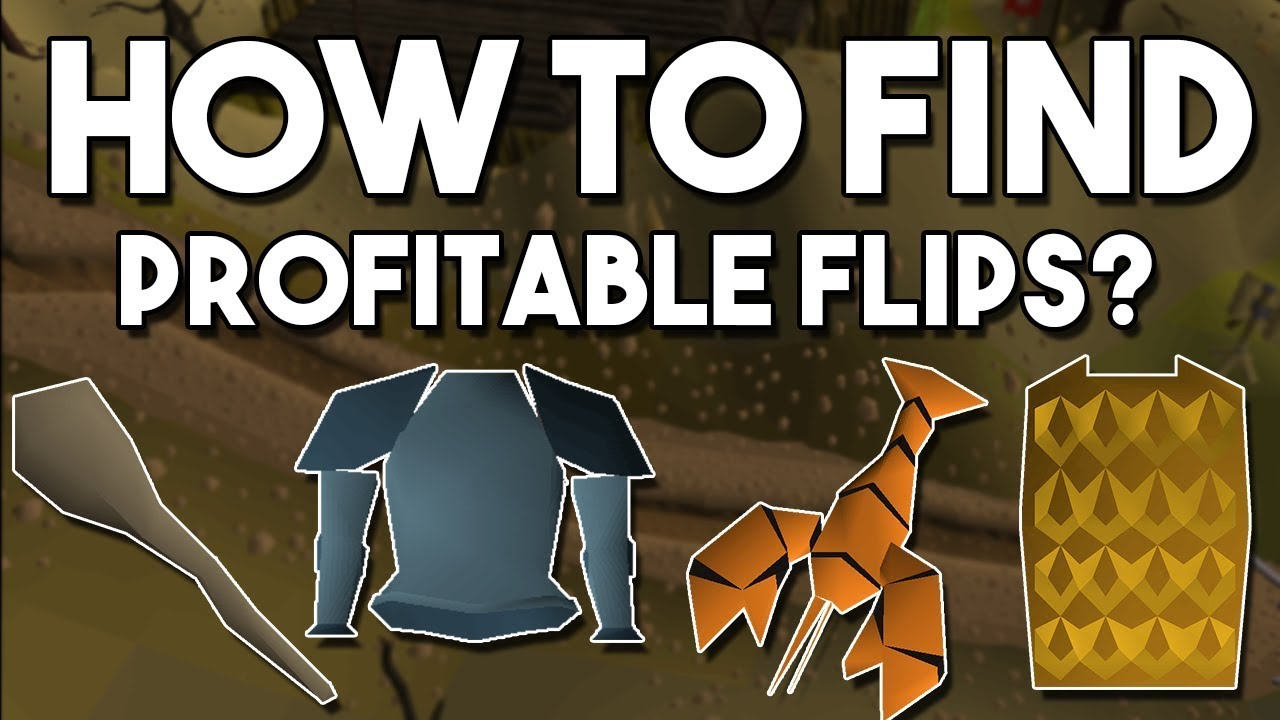A Complete Guide to Selecting Profitable Flips in F2P! Free to Play Flipping Guide [OSRS]