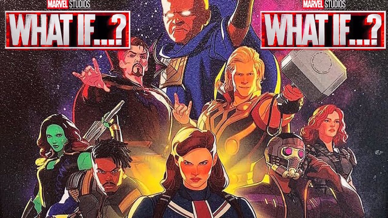 What If ? Marvel Series Telegram channel link to download for free in 480p, 720p and 1080p