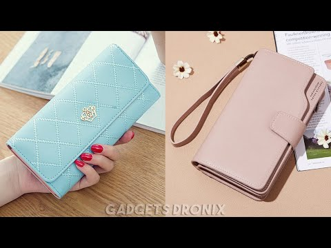 TOP 10 Best Leather Wallet For Women In 2020