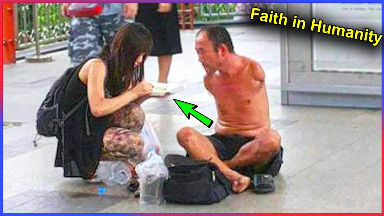 Faith In Humanity Restored | Random Acts of Kindness That Will Make You Cry 🥺😭