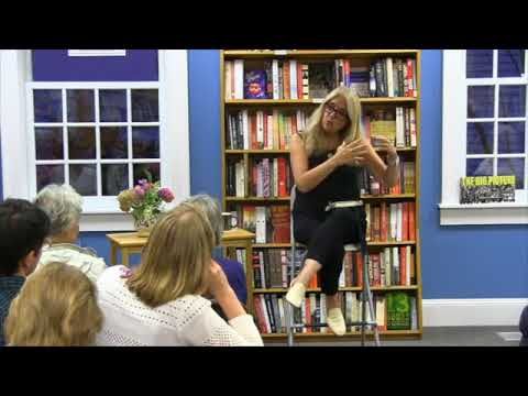 The Norwich Bookstore Author Talk with Ann Hood  An Italian Wife