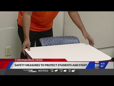 International School of Indiana focuses on safety measures before reopening